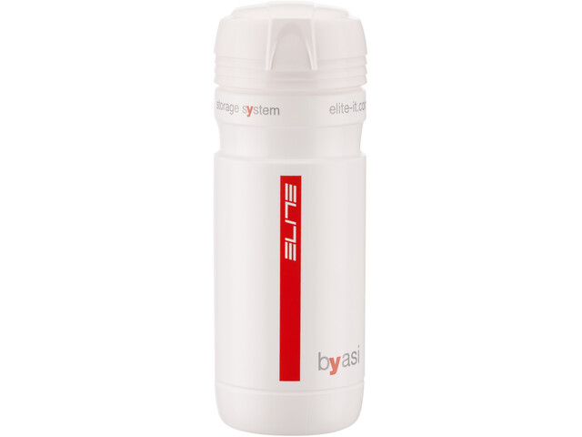 Elite Byasi Kuljetuspullo 0.5 l, glossy white